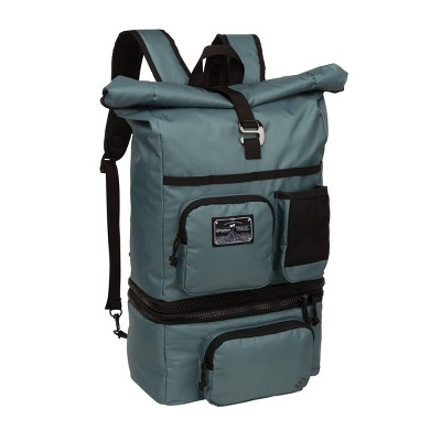 "Outdoor Products 24.1"" Grand Park 2 in 1 Backpack - Green"