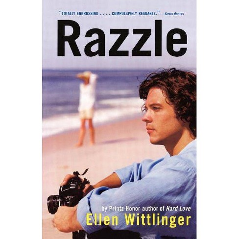 Razzle - by  Ellen Wittlinger (Paperback) - image 1 of 1