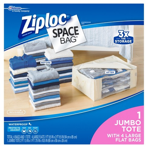 Ziploc 5-piece Organizer Set - image 1 of 4