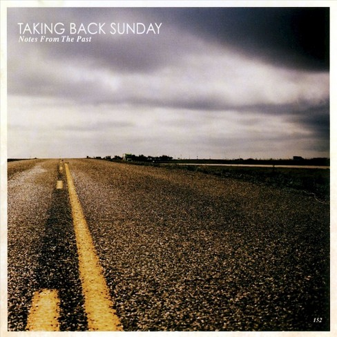 Taking Back Sunday - Notes from the Past (CD) - image 1 of 1