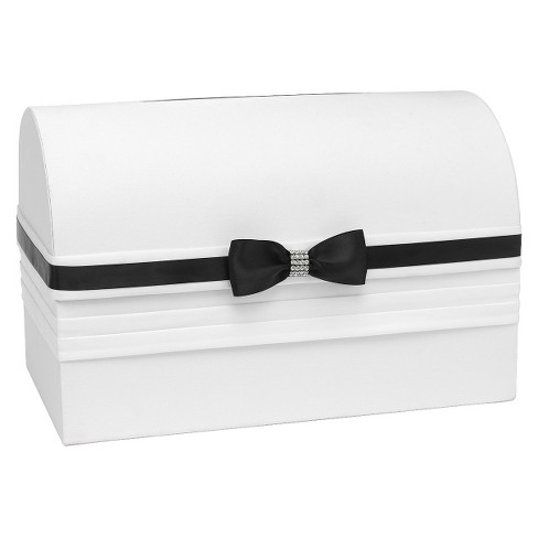 Refined Romance Wedding Collection Wedding Card Box - image 1 of 2
