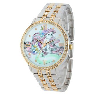 Women's Disney Ariel with Alloy Case - Two-Tone