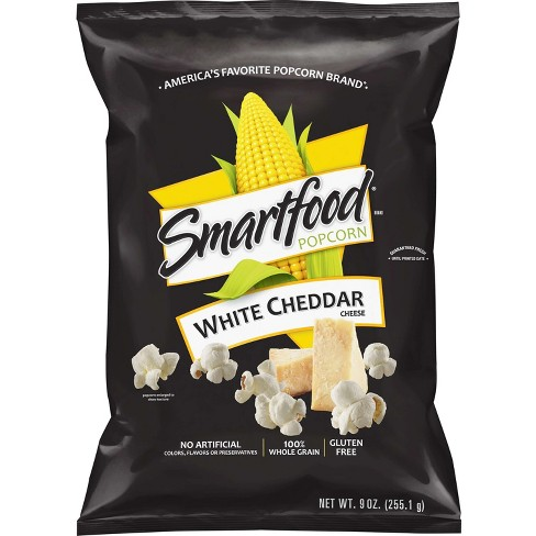 Image result for white cheddar popcorn