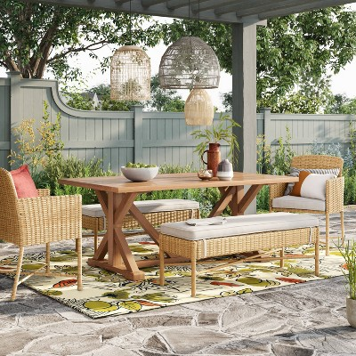 Eliot Patio Dining Collection - Threshold™