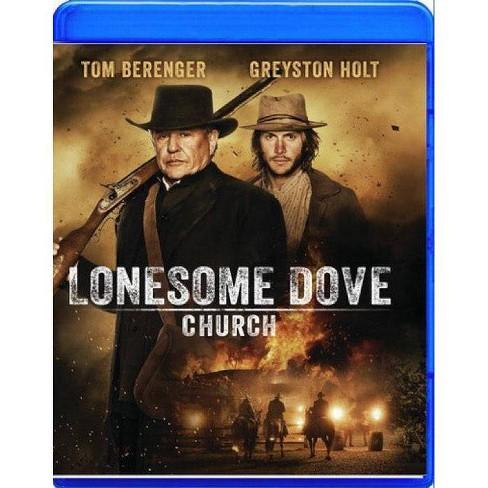 Lonesome Dove Church (Blu-ray) - image 1 of 1