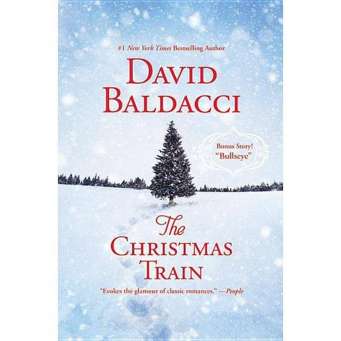Christmas Train (Paperback) by David Baldacci - image 1 of 1