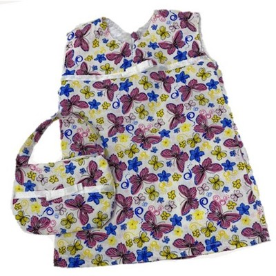 Doll Clothes Superstore Butterfly Dress With Purse Fits 18 Inch Girl Dolls Like Our Generation American Girl My Life