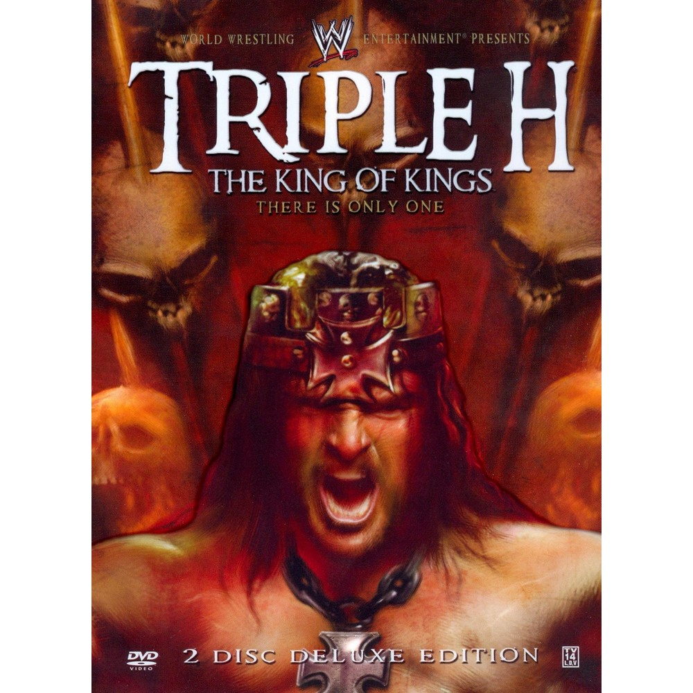 Triple H:King Of Kings There Is Only (Dvd)