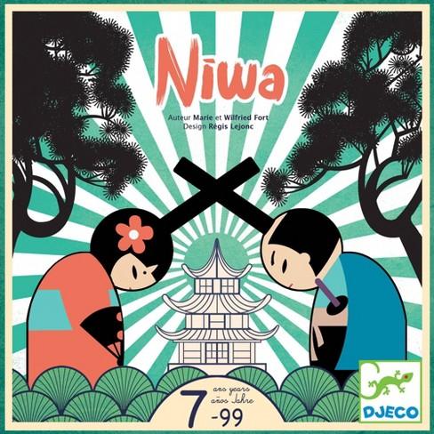 Niwa Board Game - image 1 of 4