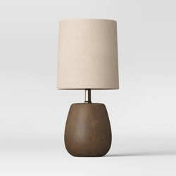 Accent Lamp Brown (Lamp Only) - Threshold™