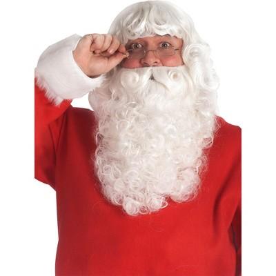 Rubies Santa Claus Wig and Beard Set