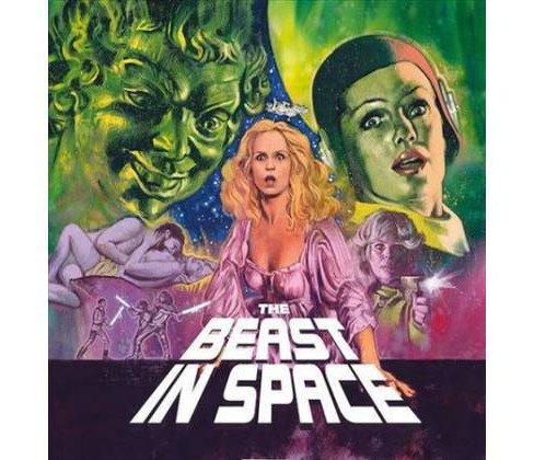Alfonso Brescia - Beast In Space (Ost) (Vinyl) - image 1 of 1