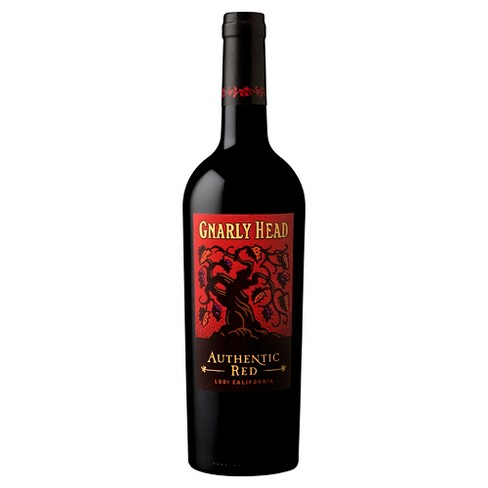 Gnarly Head® Authentic Red Blend - 750mL Bottle - image 1 of 1
