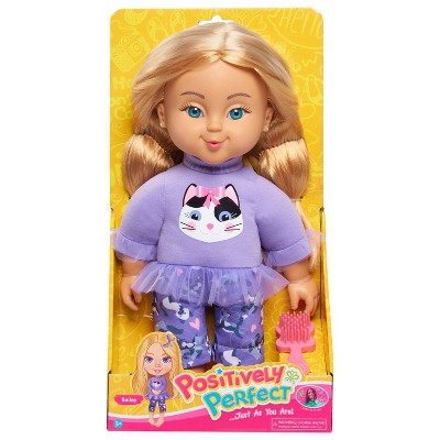 """Positively Perfect 14"""" Bailey Toddler Doll"""