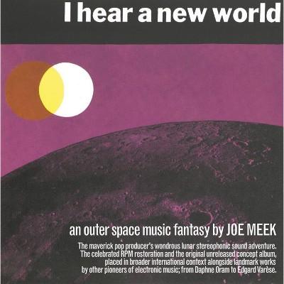 Meek joe - I hear a new world pioneers of electronic music (CD)