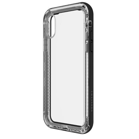 new product 2a3b8 09fad LifeProof iPhone X Case Next - Black