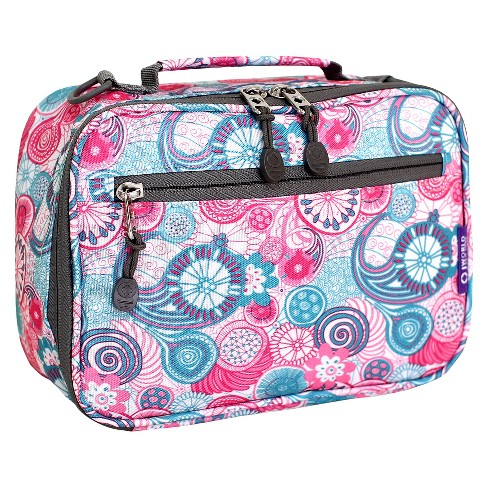 Jworld Cody Lunch Bag W Shoulder Strap