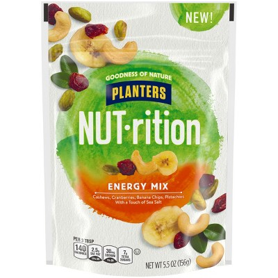 Trail Mix: Planters