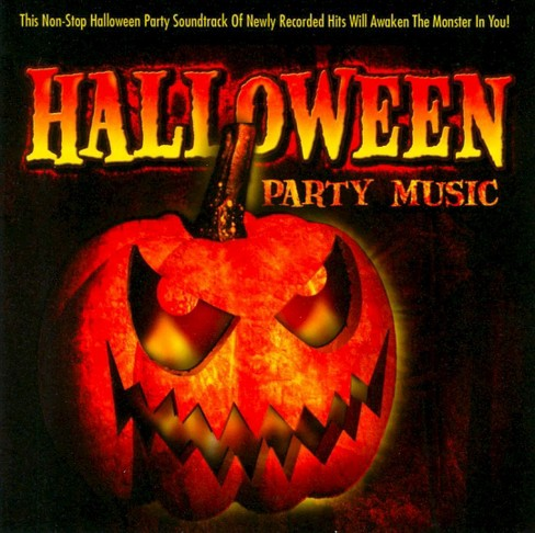 Ghost doctors - Halloween party music (CD) - image 1 of 1