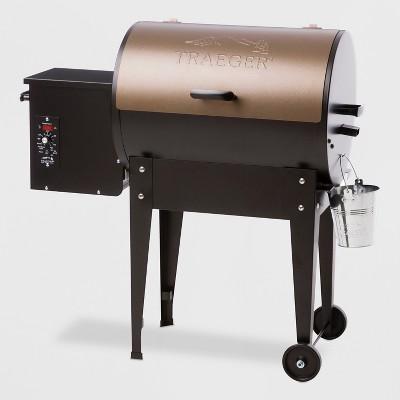 Traeger Junior Elite Wood Pellet Grill - Model TFB29LZA