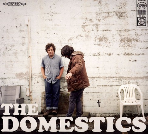 Domestics - Domestics (CD) - image 1 of 1