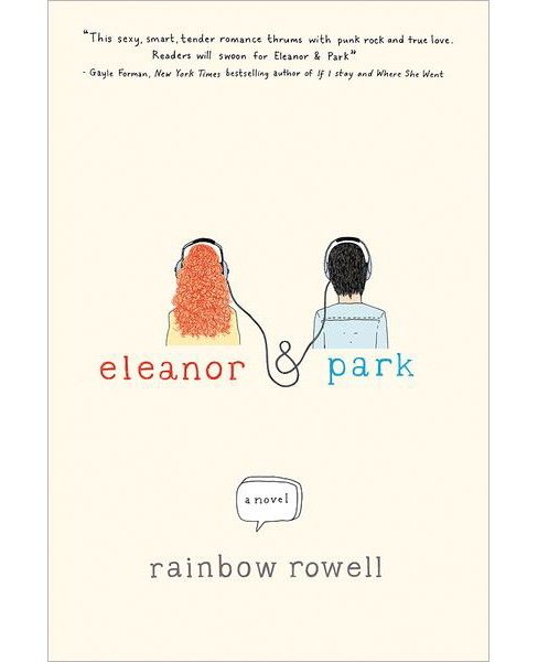 Eleanor & Park (Hardcover) by Rainbow Rowell - image 1 of 1