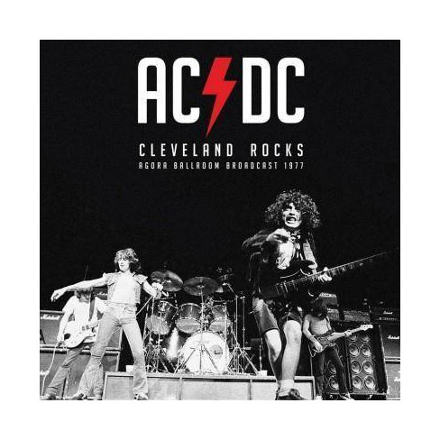 AC / DC - Cleveland Rocks: Ohio 1977 (Vinyl) - image 1 of 1
