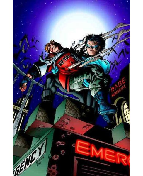 Nightwing 3 : False Starts (Paperback) (Chuck Dixon & Devin Grayson) - image 1 of 1