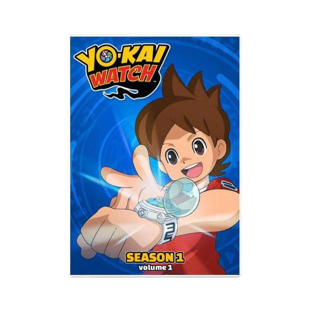 Yo-Kai Watch: Season One Volume One (DVD)(2019) Discounts