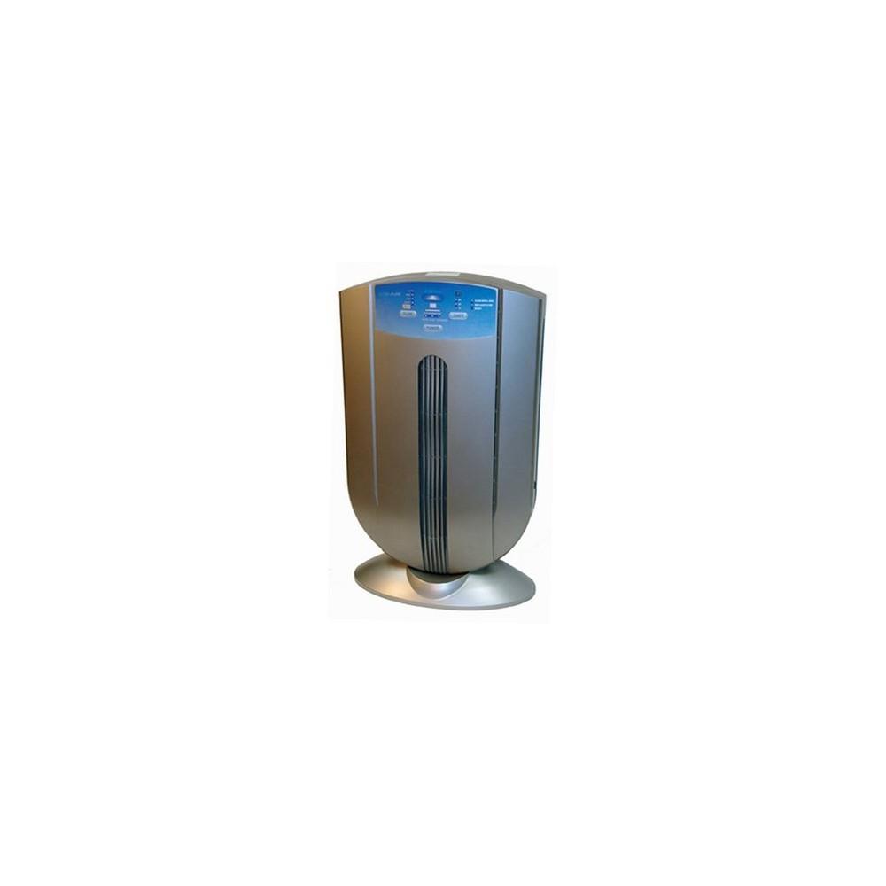 Advanced Pure Air Newport Air Purifier AP-9000, Dark Silver
