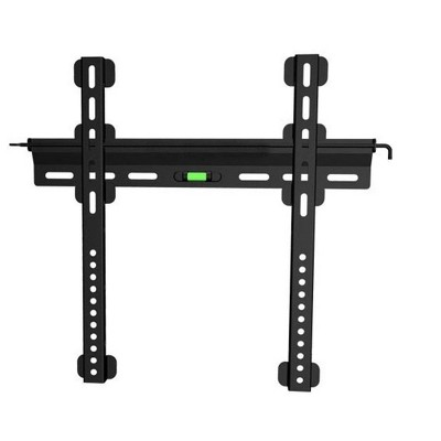 Monoprice SlimSelect Series Low Profile Fixed TV Wall Mount Bracket For LED TVs 32in to 55in, Max Weight 121 lbs., VESA