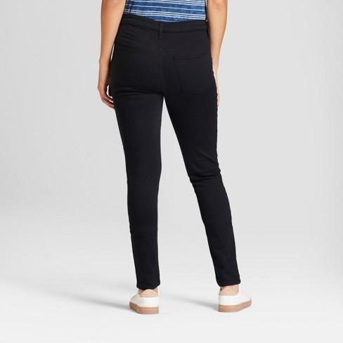aff5a1e3fa12 Women's High-Rise Skinny Jeans - Universal Thread™ Black : Target