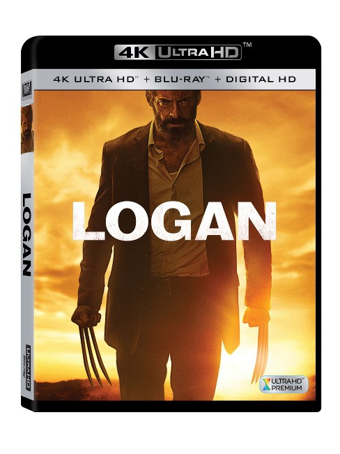 Logan (4K/UHD + Blu-ray + Digital) - image 1 of 1
