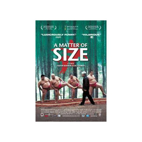 A Matter of Size (DVD) - image 1 of 1