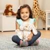 """Melissa & Doug Burrow Bunny Rabbit 9"""" Stuffed Animal - image 2 of 3"""