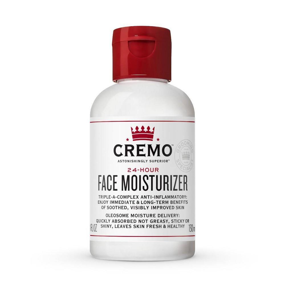 Image of Cremo Men's Face Moisturizer - 4.4 oz