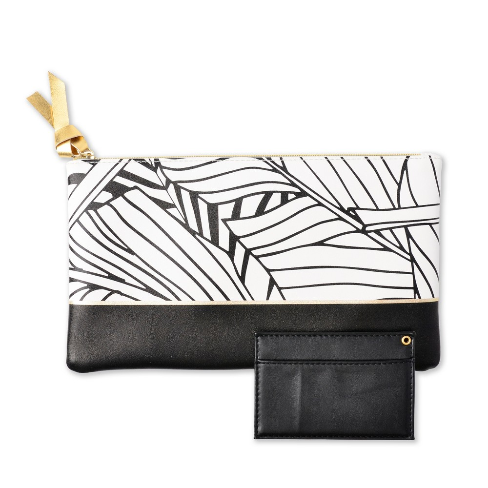 Bold And Modern Pouch And Business Card Holder - Mara Mi