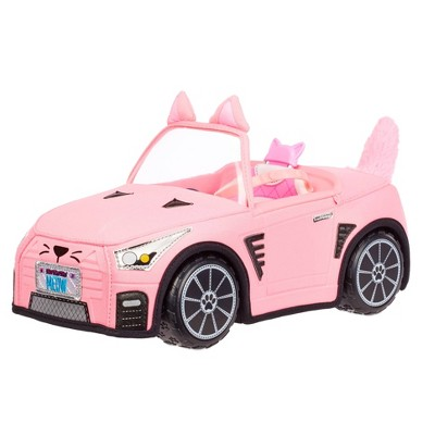 Na! Na! Na! Surprise Pink Soft Plush Convertible Car