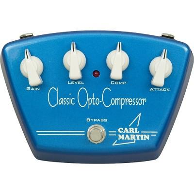 Carl Martin Classic Opto Compressor Guitar Effects Pedal