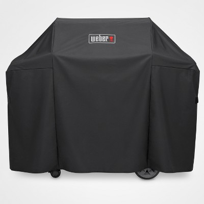 Weber® Genesis Ii® 3 Burner Premium Cover  Black by Black