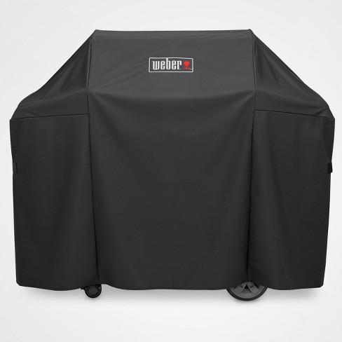 Weber Genesis II 3 Burner Premium Cover- Black - image 1 of 4