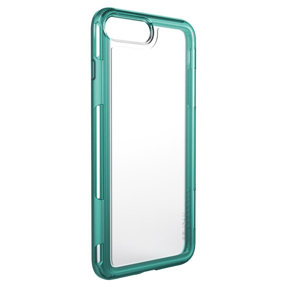 iPhone 8 Plus/7 Plus/6s Plus/6 Plus, Case - Pelican Adventurer - Teal/Clear