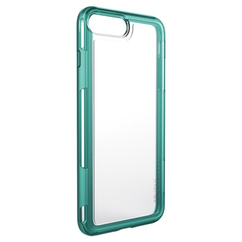 wholesale dealer 87bb8 763cf iPhone 8 Plus/7 Plus/6s Plus/6 Plus, Case - Pelican Adventurer - Teal/Clear