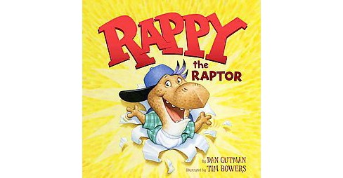 Rappy the Raptor (School And Library) (Dan Gutman) - image 1 of 1