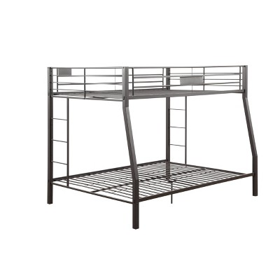 Twin XL/Queen Limbra Kids' Bunk Bed Black Sand - Acme Furniture