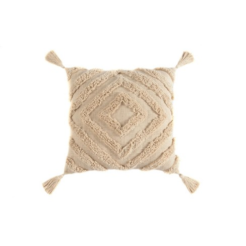 Constantine Square Pillow - Shiraleah - image 1 of 1