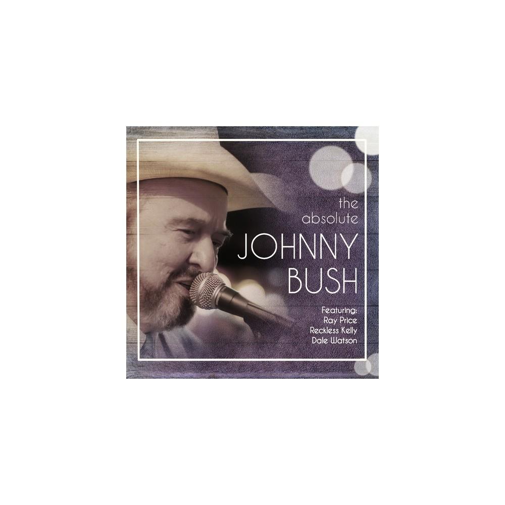Johnny Bush - Absolute Johnny Bush (CD)