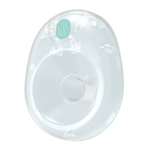 Willow Breast Pump Flanges 21mm - 2pk - image 1 of 4