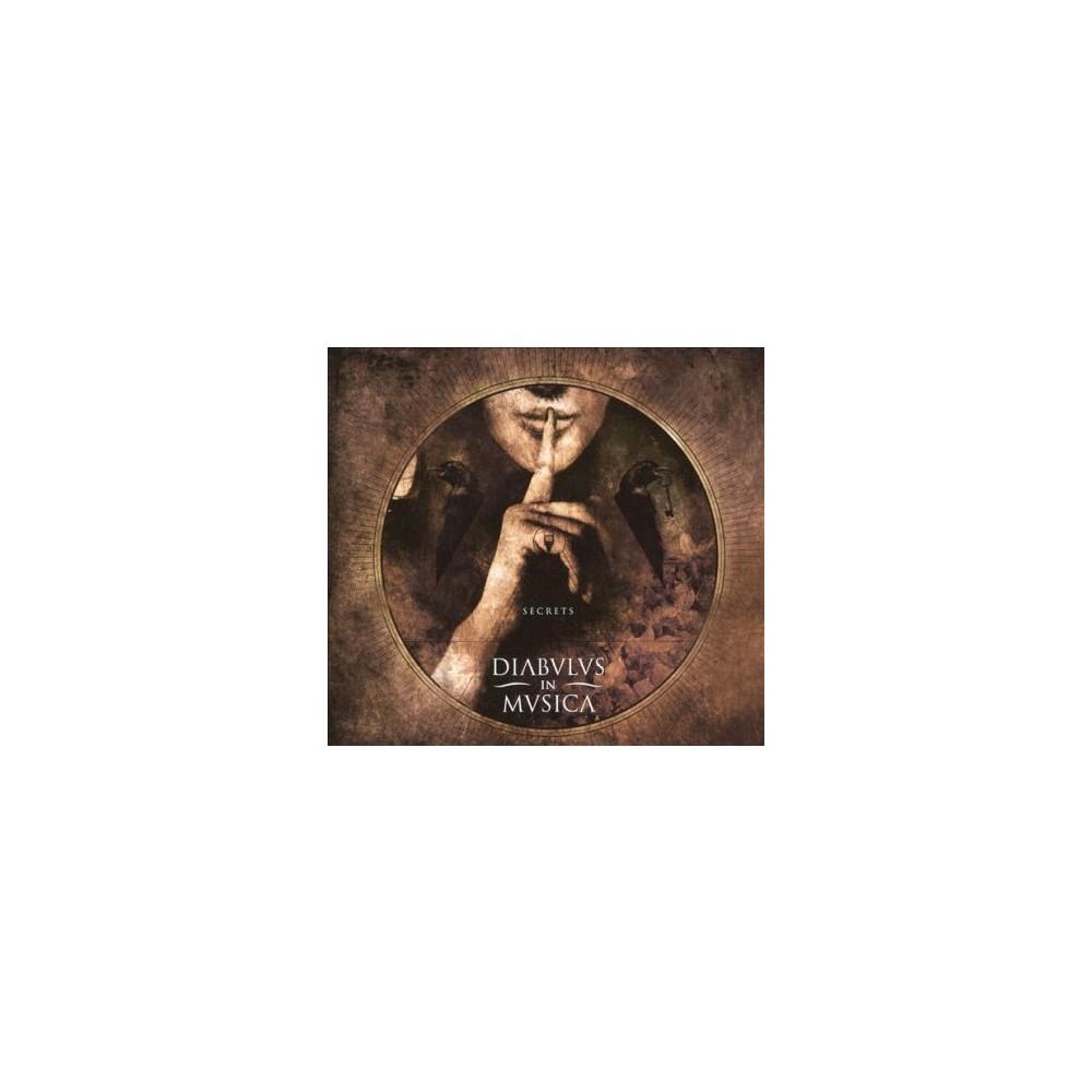 Diabulus In Musica - Secrets (CD)