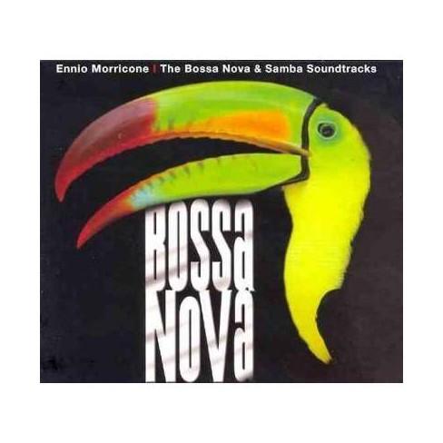Morricone, Ennio (Composer/Cond - Bossa Nova Soundtracks (OST) (CD) - image 1 of 1